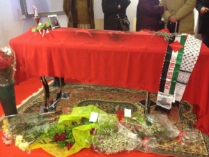 gallinari palestina